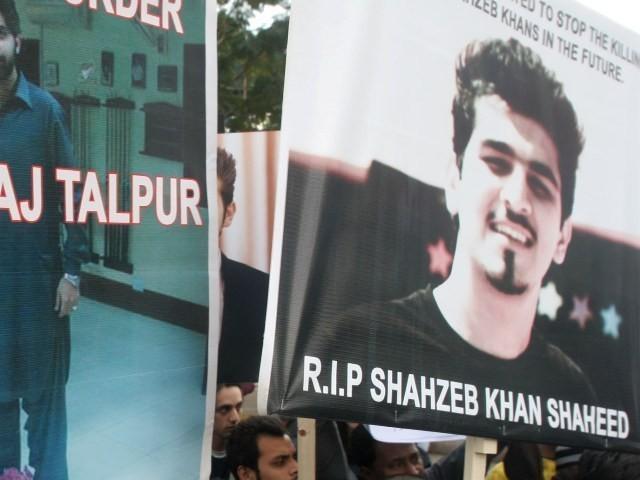 74198 shahzaib 1357477157 345 640x480 - I did not shoot Shahzeb, Shahrukh Jatoi did: Siraj Talpur