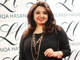 عمبرین، کراچی میں ایل ایچ لائقہ حسن سیلون اینڈ اسپا کا افتتاح۔ فوٹو: انسٹیشیا پی آر