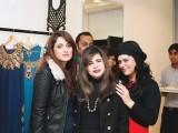 سارا، یاسمین اور سائرہ۔ فوٹو: سیوی پی آر اینڈ ایونٹس