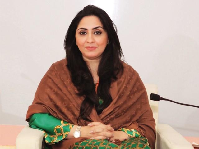 شماما ارباب پانچویں بین الاقوامی وویمن لیڈرز سمٹ کراچی میں موجود ہیں۔ فوٹو: نیو ورلڈ کانسیپٹس