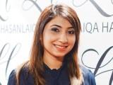 شہلا اصغر، کراچی میں ایل ایچ لائقہ حسن سیلون اینڈ اسپا کا افتتاح۔ فوٹو: انسٹیشیا پی آر