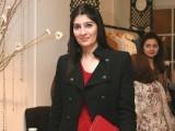 سونیا، سائرہ رضوان کے لاہور میں اسٹور کے افتتاح کے موقع پر موجود ہیں۔ فوٹو: سیوی پی آر اینڈ ایونٹس