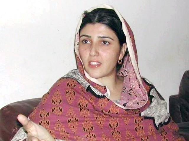 عائشہ گلالئی نے کم عمر خاتون ایم این اے کا اعزاز حاصل کرلیا