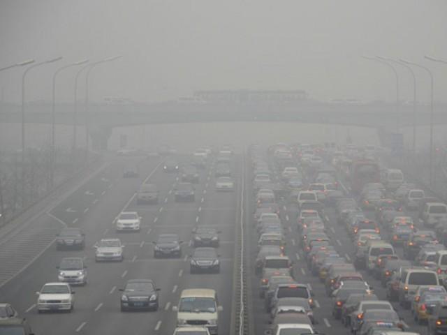 فضائی اوردھوئيں كی آلودگی كےباعث سب سےزيادہ ہلاكتيں جنوبی اور مشرقی ايشيائی ممالک ميں ہوتی ہيں،امریکی سائنسدان فوٹو:فائل