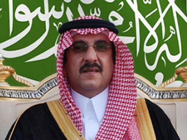 مغرب نے ایک حکومت کو اپنے اقتدار کو طول دینے جبکہ دوسری کو یورینیم افزودہ کرنے کی اجازت دے دی ہے، سعودی شہزادہ نائف۔ فوٹو؛ فائل