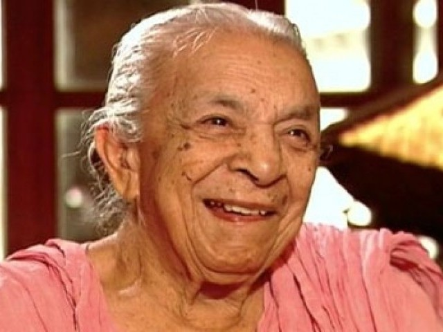 270082 zohrasehgalfile 1405011299 639 640x480 - Veteran Bollywood actor Zohra Sehgal died