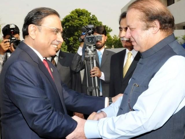 ظہرانے میں آصف علی زرداری کے علاوہ پیپلز پارٹی کے دیگر رہنما بھی موجود ہوں گے فوٹو: فائل