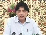 حکومت عمران خان اور طاہرالقادری سے بامقصد مذاکرات کے لئے ہر وقت تیار ہے۔  فوٹو؛ ایکسپریس نیوز