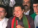 15 مہینے سے حلقے کھلوانے کا کہہ رہا تھا لیکن حکومت نے ہماری نہ سنی،عمران خان  فوٹو؛ ایکسپریس نیوز