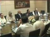 مذاکراتی کمیٹیوں میں کوئی ڈیڈ لاک ہے اور نہ ہی کوئی ڈیڈلائن، عبدالقادر بلوچ، فوٹو:ایکسپریس نیوز