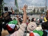 نواز حکومت کا خاتمہ مغرب کے لیے بھی چیلنج ہوگا، تجزیاتی رپورٹس   فوٹو؛ اے ایف پی