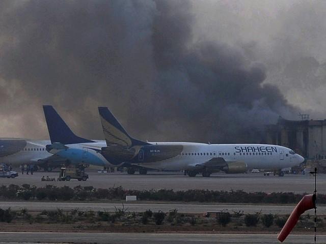 3 ماہ گزرنے کے باوجود ایئر کنسائنمنٹس کے متاثرین کو جلنے والے مال کا معاوضہ دینے کی حکمت عملی وضع نہیں کی گئی، ذرائع   فوٹو: فائل