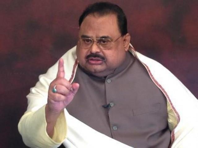 فوج کی ذمہ داریوں میں پاکستانیوں کی جان ومال اور اہم تنصیبات کی حفاظت کرنا بھی شامل ہے، قائد ایم کیوایم   فوٹو:فائل