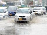 کراچی میں آئندہ 24 گھنٹے کے دوران مزید بارش کا امکان ہے، محکمہ موسمیات فوٹو:فائل