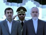سابق ایرانی صدر محمود احمدی نژاد نے 2009 میں متنازع الیکشن کے ذریعے محمد رضا الرحیمی کو ملک کا نائب صدر بنایا تھا۔  فوٹو؛ اے ایف پی
