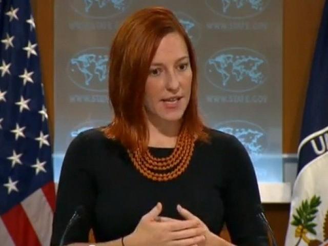 تمام سیاسی جماعتیں اپنے اختلافات کو جمہوری اورپرامن طریقے حل کریں، ترجمان امریکی محکمہ خارجہ۔ فوٹو فائل