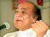غزل گائیکی میں مہدی حسن کا ثانی نہیں، گلوکارہ آشا بھوسلے کی ٹیلی فون پر گفتگو   فوٹو : فائل