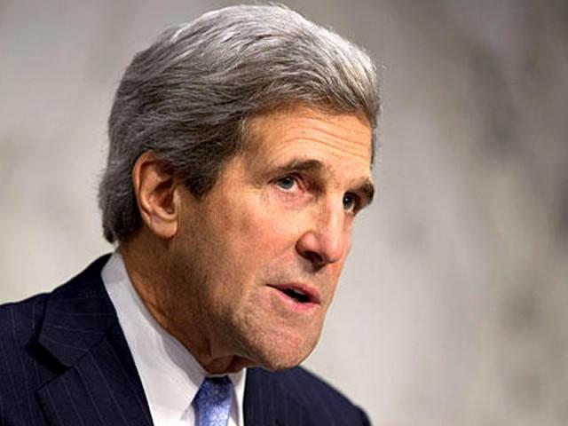 مخلوط حکومت نہ بنی تو افغانستان کی نہ صرف عالمی امداد بند ہوجائے گی بلکہ امریکا بھی امداد بند کردے گا، جان کیری۔ فوٹو: فائل