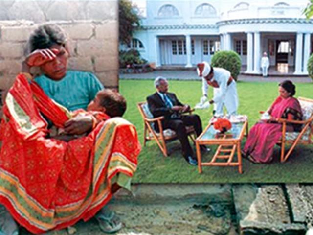 بھارت کی سبھی اقوام کو ہندو بنانے کے لیے آر ایس ایس کا نیا داؤ۔ فوٹو: فائل