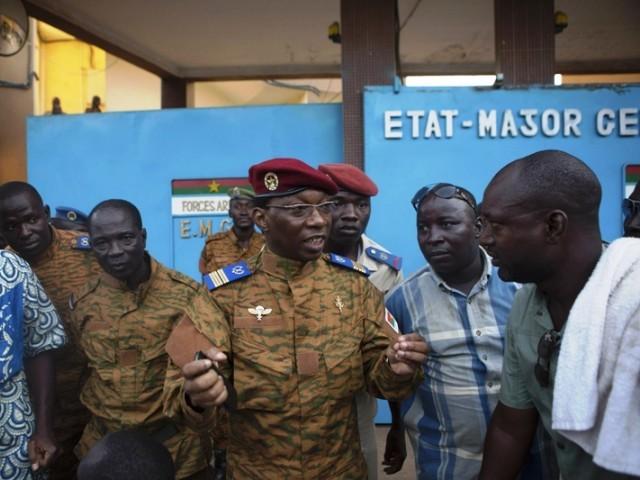 برکینا فاسو کے عوام کو اپنے  مستقبل کا فیصلہ کرنے کا اختیار حاصل ہونا چاہئے،یورپی یونین فوٹو:رائٹرز