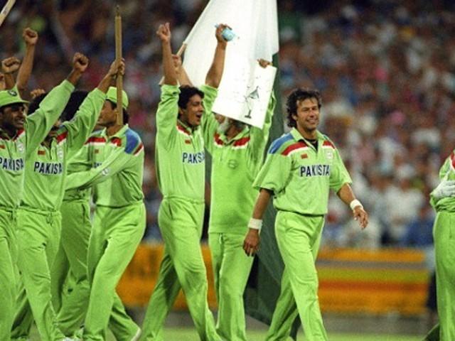 1992ورلڈ کپ آسٹریلیا اورنیوزی لینڈ میں ہوااورآئندہ ورلڈ کپ بھی انہیں دونوں ممالک میں ہونا ہے۔ فوٹو:فائل
