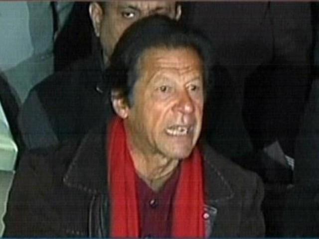 حکومت غلط فہمی میں نہ رہے اپنے مؤقف سے کسی صورت پیچھے نہیں ہٹیں گے، عمران خان