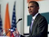بھارت اور امریکا کے درمیان تجارت کا حجم 100 ارب ڈالر سالانہ ہے،امریکی صدر، فوٹو: اے ایف پی