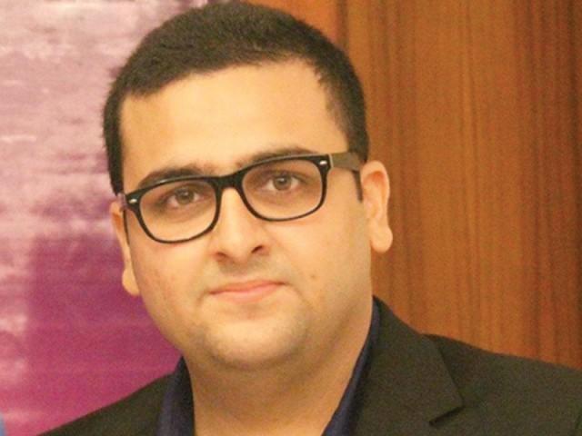 فرخ بھابھا بی ایس سی فائنل کا طالب علم ہے ۔ فوٹو : فائل