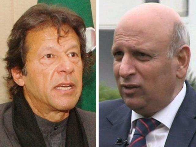 عمران خان کی چوہدری سرور کو تحریک انصاف میں شمولیت کی دعوت