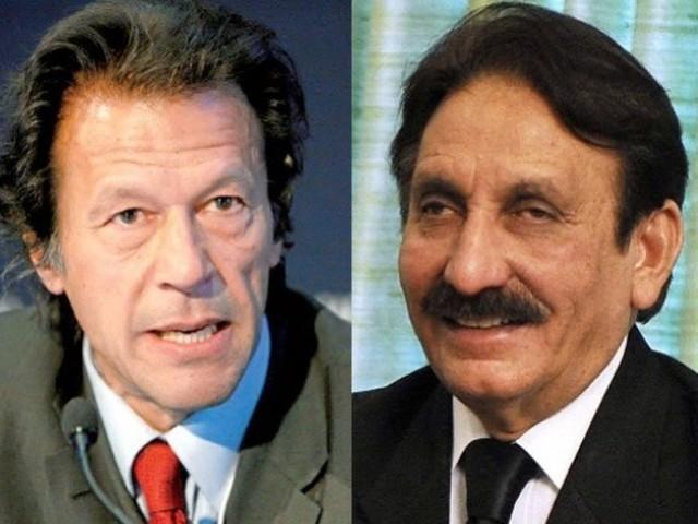 عمران خان نے افتخارچوہدری کیخلاف اہم ثبوت وکیل کو دیدیے