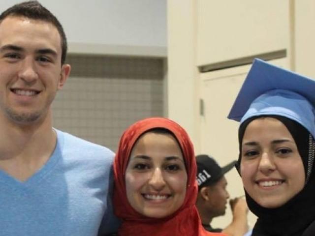 یقین ہے کہ میری 2 بیٹیوں اور داماد کو مذہب سے نفرت کی وجہ سے قتل کیا گیا،والد ۔ فوٹو:فائل