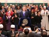 عیسائی اور یہودی طلبا کی طرح اب مسلم طالب علم بھی اپنے تہوار پر چھٹی کرسکیں گے،میئر نیویارک فوٹو:فائل