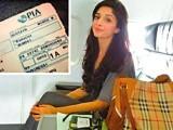 ماورا کو بالی ووڈ سے دو فلموں میں کام کرنے کی پیشکش ہوئی ہے اس حوالے سے معاملات طے کرنے ممبئی گئی ہیں، ذرائع۔  فوٹو: فائل