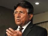 ہم نے پاکستان پر قرضہ چڑھانے کے بجائے پاکستان کا قرضہ اتارا اور ملک کو ترقی کی راہ پر گامزن کیا، پرویز مشرف۔ فوٹو: فائل