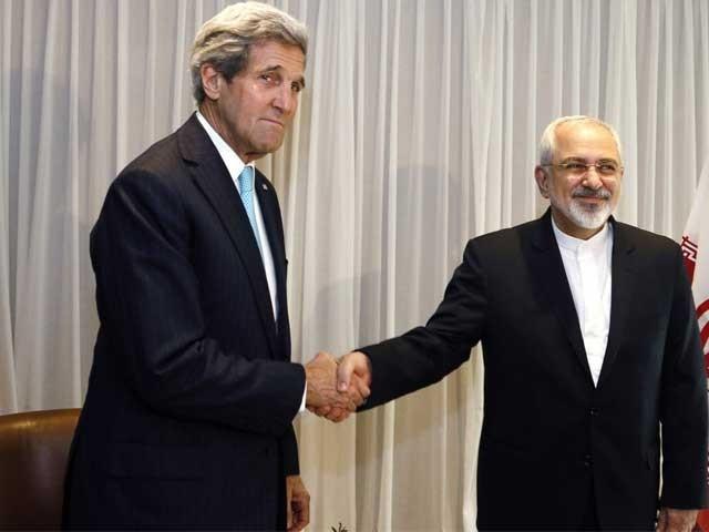 اب نہ تو ایران جوہری پروگرام پر کام کریگا اور نہ ہی امریکا اور اسرائیل کی آنکھوں میں کھٹکے گا۔ فوٹو اے ایف پی