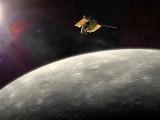 خلائی جہاز کو عطارد سیارے کی کشش ثقل اپنی طرف کھینچ لے گی اس لیے اس  کو تباہ ہونا ہی  پڑے گا، ناسا فوٹو: فائل