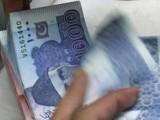 گزشتہ مالی سال سے27.5فیصد زائد،500 ارب کے سالانہ ہدف کا 65.2فیصد ہیں۔ اسٹیٹ بینک فوٹو: فائل