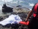 غیر قانونی تارکین وطن کی کشتی لیبیا کے ساحل سے 27 کلومیٹر کی دور پر ڈوب گئی تھی فوٹو: فائل