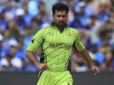 سہل خان کے باہر ہونے کے بعد عمران خان جونیئر کو ٹیسٹ اسکواڈ میں شامل کیا گیا ہے۔  فوٹو: فائل