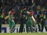 آسٹریلیا نے پاکستان کی جگہ لیتے ہوئے تیسری پوزیشن سنبھال لی۔ فوٹو:اے ایف پی