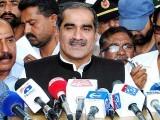 مسلم لیگ (ن) نے کنٹونمنٹ بورڈز کے انتخابات میں اپنی کارکردگی کی بنیاد پر کامیابی حاصل کی، سعد رفیق۔ فوٹو: فائل