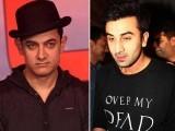 بالی ووڈ اداکار رنبیر کہور نے عامر خان کی فلم''پی کے'' میں خصوصی کردار ادا کیا تھا، فوٹو:فائل