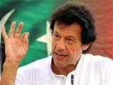 نتخابات میں منظم دھاندلی ہوئی جب کہ پنجاب میں ریٹرنگ افسران نے الیکشن کرایا،عمران خان فوٹو:فائل
