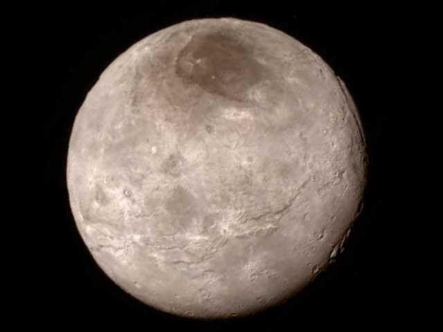 ناسا کے مشن نیو ہوریزنز کی بھیجی گئی معلومات اور تصاویر نے پلوٹو کے بارے میں تحقیق کا نیا راستہ کھول دیا ہے، فوٹو ناسا