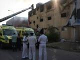 گزشتہ برس بھی قاہرہ میں ایک ٹیکسٹائل مل کی عمارت گرنے سے 6 افراد ہلاک اور 22 زخمی ہوگئے تھے فوٹو: فائل