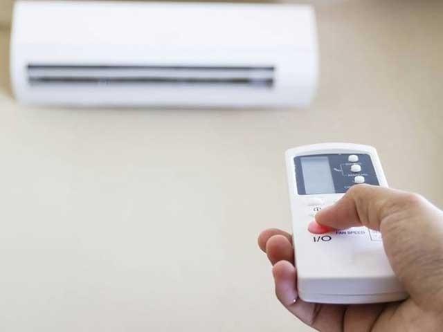 درجہ حرارت کے بڑھنے کے ساتھ ہی اے کا استعمال بھی بڑھ جاتا ہے جو بجلی کے بل میں اضافے کا باعث بنتا ہے، فوٹوفائل