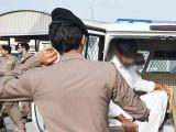 پاکستانی شہری ذوالفقارعلی پیٹ میں منشیات چھپاکر اسمگل کررہا تھا جس پر اس کو سزائے موت دی گئی ، فوٹو: فائل