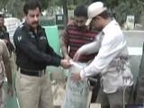ملزم فریدالدین پر ٹرانسفر پوسٹنگ اور بھتہ خوری کے الزامات بھی ہیں۔ فوٹو: فائل