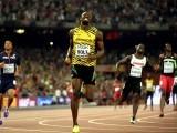 موفاراح نے 5000 میٹر دوڑ میں طلائی تمغہ جیت کر تاریخی 'ٹرپل ڈبل' کا سنگ میل عبور کر لیا۔ فوٹو : اے ایف پی