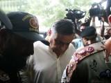 ڈاکٹر عاصم حسین کو26 اگست کو سادہ لباس میں ملبوس اہلکاروں نے حراست میں لیا تھا فوٹو: آن لائن
